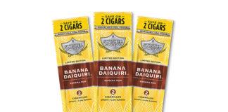 Swisher launches Swisher Sweets Banana Daiquiri