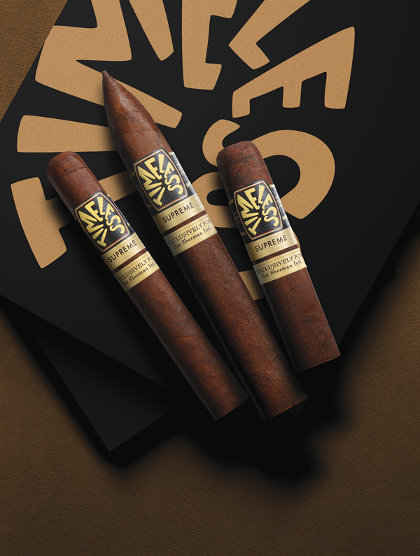Nat Sherman | Timeless Supreme