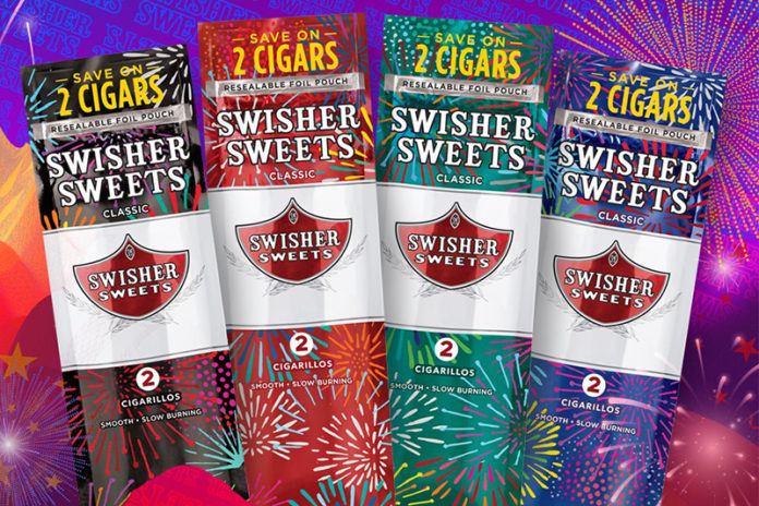 Swisher to Launch Swisher Sweets Collectible Pouches in June