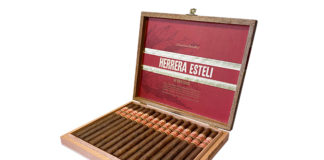 Drew Estate Expands Availability of Herrera Esteli Lancero