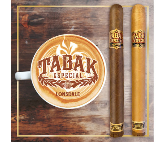 Drew Estate adds Lonsdale to Tabak Especial line