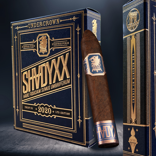 Drew Estate Releasing Undercrown Maduro ShadyXX