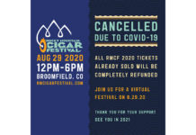Rocky Mountain Cigar Festival 2020 Cancelled
