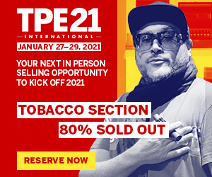 Tobacco Plus Expo 2020