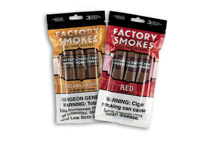 Drew Estate Factory Smokes Offer Premium Smoking Experience at a Value Price