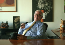 Glenn Wolfson | CEO, Drew Estate