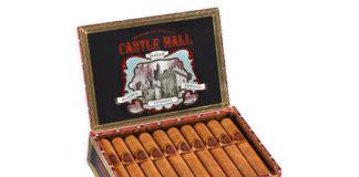Gurkha Cigars Re-Releases Castle Hall Nicaragua