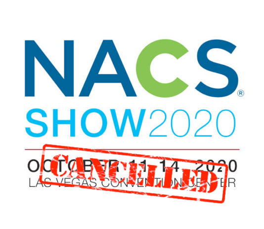 NACS 2020 Forced to Cancel Due to COVID-19