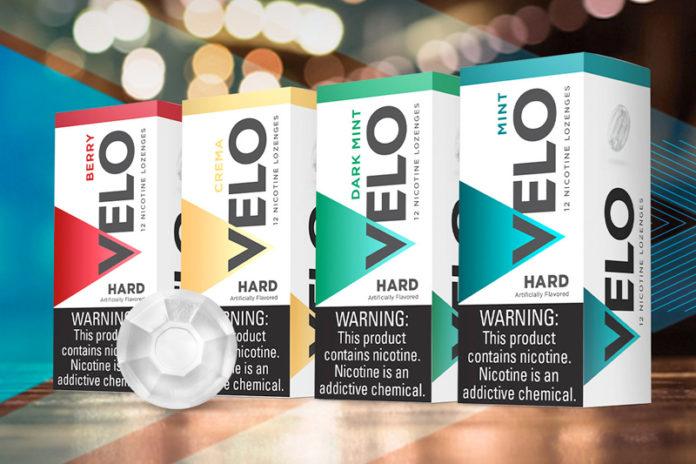 R.J. Reynolds Vapor Company to Release Dissolvable VELO Nicotine Lozenges