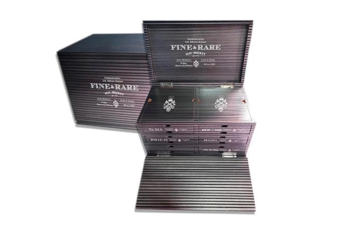 Alec & Bradley Fine & Rare Commemorative Limited Edition Box Announced