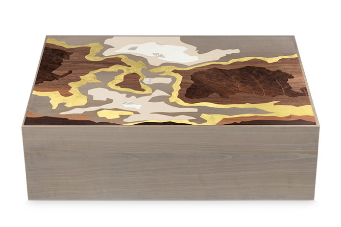 Davidoff Cigars to Release Limited Edition Masterpiece Humidors Designed by Rose Saneuil