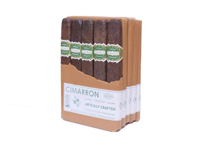El Artista Cimarron Soft-Box-Pressed Announced as DR Exclusive