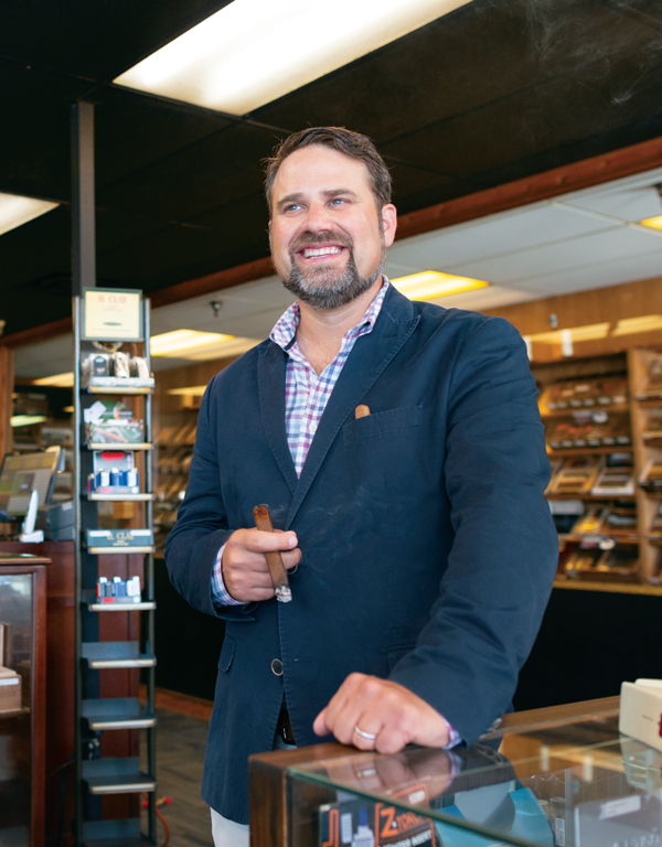 Scott Regina, Emerson's Cigars | Tobacconist Magazine
