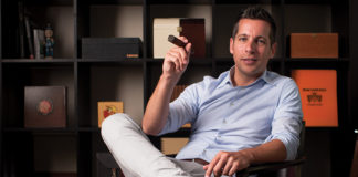 Regis Broersma | General Cigar Co.