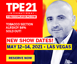 Tobacco Plus Expo 2021