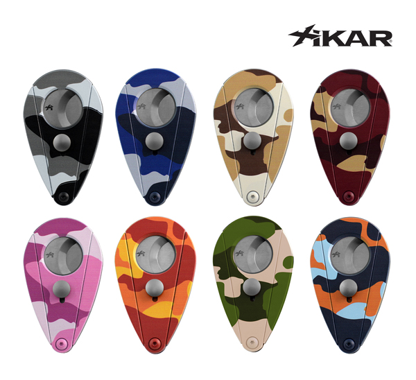 Xikar Releases Limited Edition Xi2 Camo Series