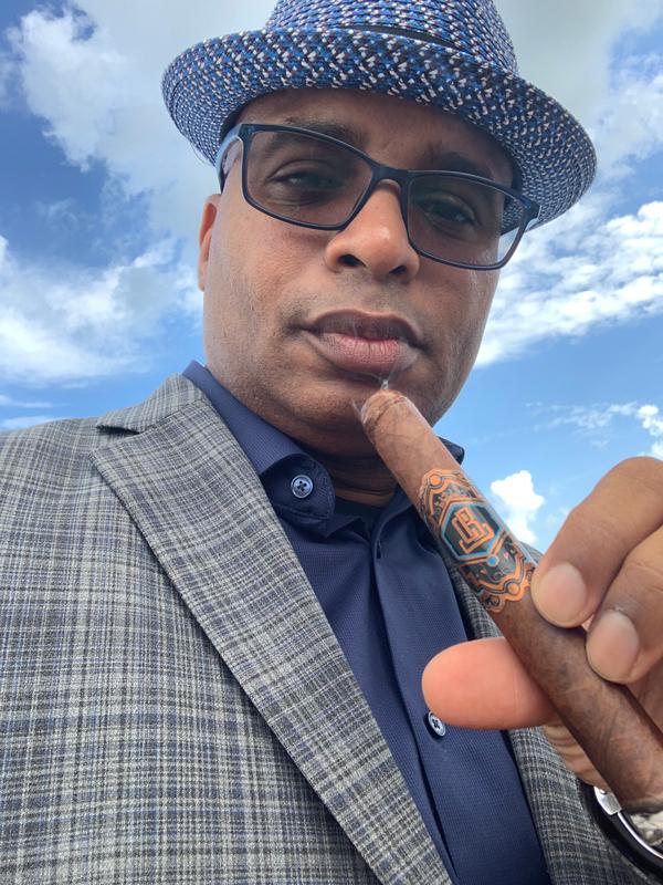 Carolina Blue Cigars | Christopher Moore