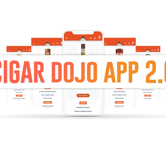 Cigar Dojo 2.0 Launches