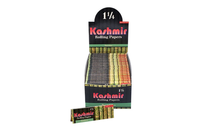 Inter-Continental Trading USA Announces Kashmir Bamboo Rolling Papers