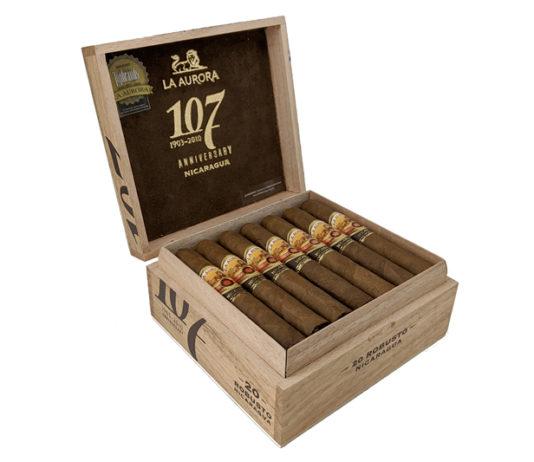 La Aurora 107 Nicaragua Announced