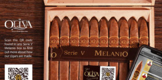 Oliva Cigars Adding Traceability to Products With QR Codes
