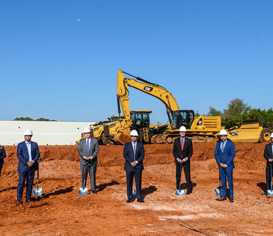 C-Store Master Breaks Ground on New Robotic Distribution Warehouse