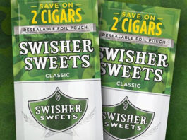 Swisher Sweets Green Cigarillos Now Available