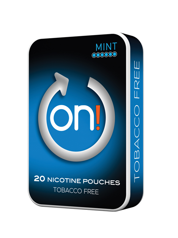 TPE | Modern Oral Nicotine Pouches | on!