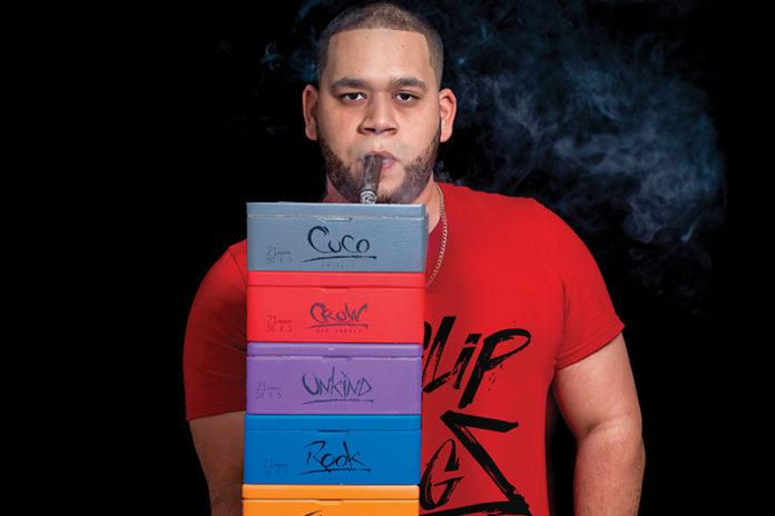 Blackbird Cigar Co. | Jonas Santana