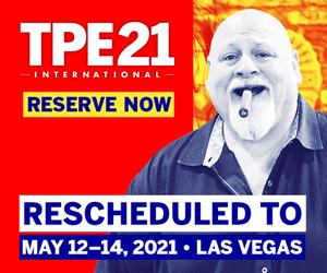 TPE 2021 RESCHEDULED