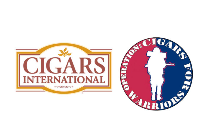 Cigars International Donates to Cigars for Warriors