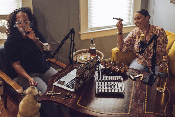 The Sound of Marketing | Podcasting with Erica Arroyo and Amy Tejada of The Lounge Experience