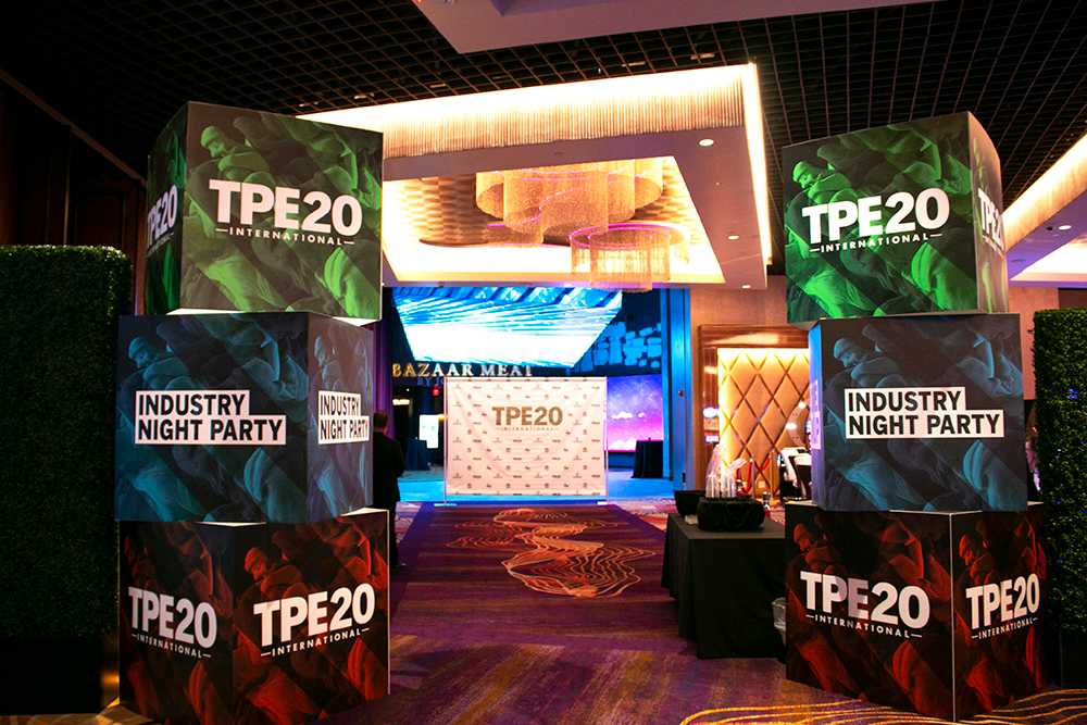 TPE 2021: A Preview | Industry Party, 2020