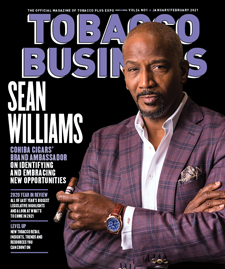 Tobacco Business January/February 2021 Cover