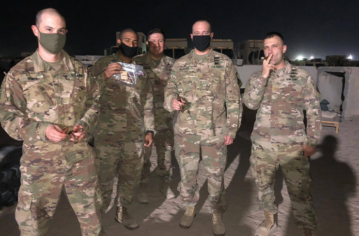 Cigars for Warriors