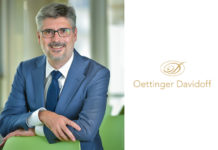 Luc Hyvernat to succeed James Young at Oettinger Davidoff AG