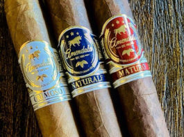 Illusione Cigars to Distribute Amendola Family Cigar Co.