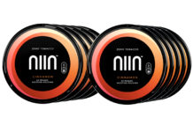 Synthetic Nicotine Pouch Brand NIIN Launches Online Store