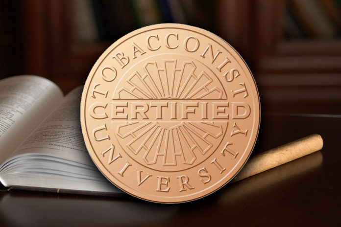 Tobacconist University   Become a Certified Cigar Sommelier Tobacconist