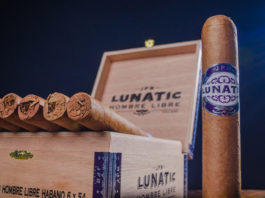 Aganorsa Leaf's Lunatic Habano Releasing at TPE21