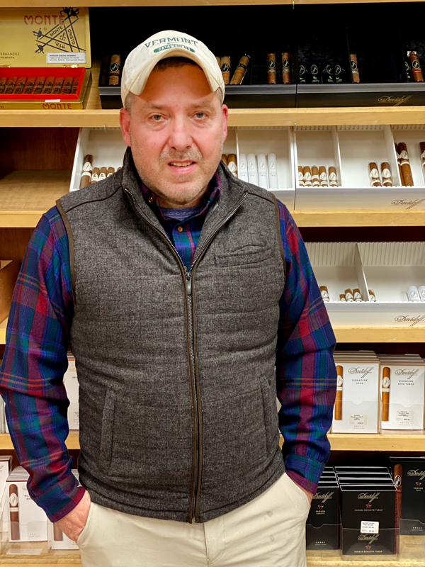 Scotty's Cigars | Scott Bendett