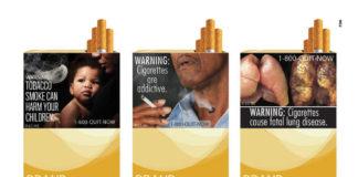 FDA   Graphic Cigarette Warnings