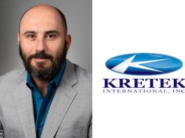 Kretek International, Inc. Announces Departure of Patrick Hurd, CSO