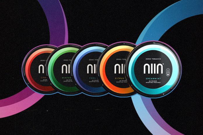 NIIN Tobacco-Free Nicotine Pouches