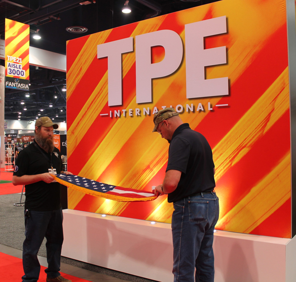 Cigars for Warriors | TPE21 Trade Show | Tobacco Plus Expo