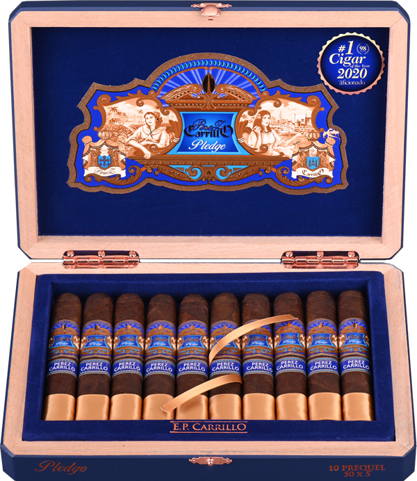 Tobacco Business Awards 2021   E.P. Carrillo Pledge