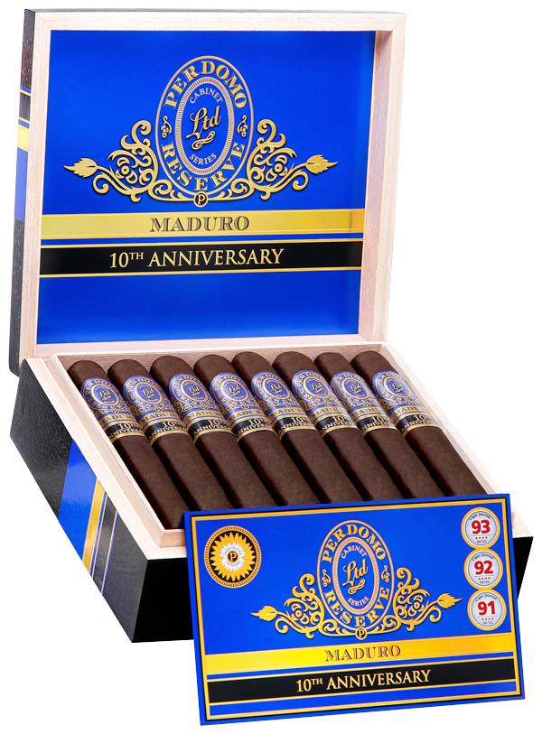 Tobacco Business Awards 2021   Perdomo 10th Anniversary Box Pressed Maduro