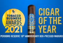 Tobacco Business Awards 2021 | Top Cigar Winners