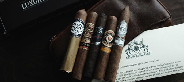 Luxury Cigar Club