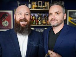 Chris Doyoe, Ben Rotem | Luxury Cigar Club